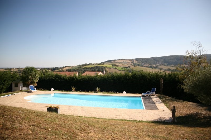 Vente maison / villa Vaugneray 525 000€ - Photo 2