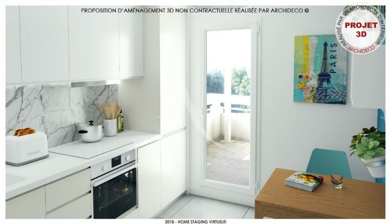 Vente appartement Colomiers 149 000€ - Photo 3