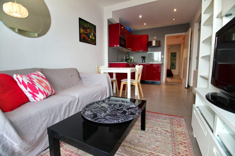 Rental apartment Larmor plage 590€ CC - Picture 1