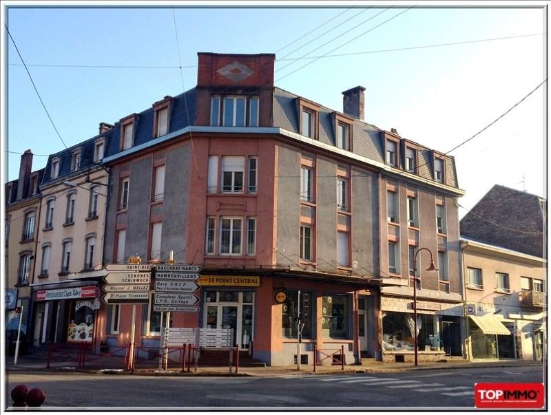 Sale building Raon l etape 196000€ - Picture 1