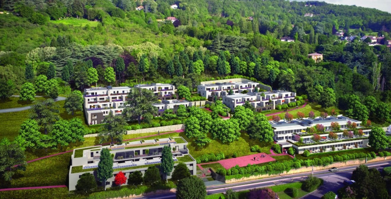 Deluxe sale apartment St cyr au mont d'or 618000€ - Picture 1