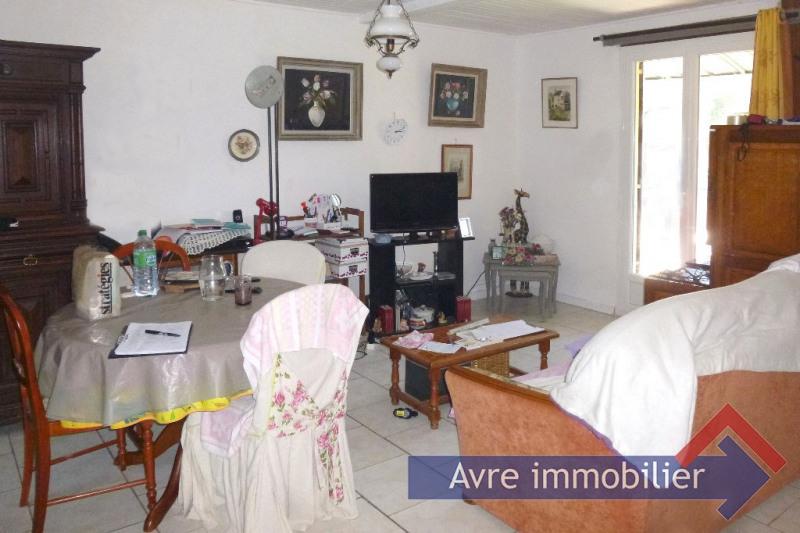 Vente maison / villa Verneuil d'avre et d'iton 97000€ - Photo 2