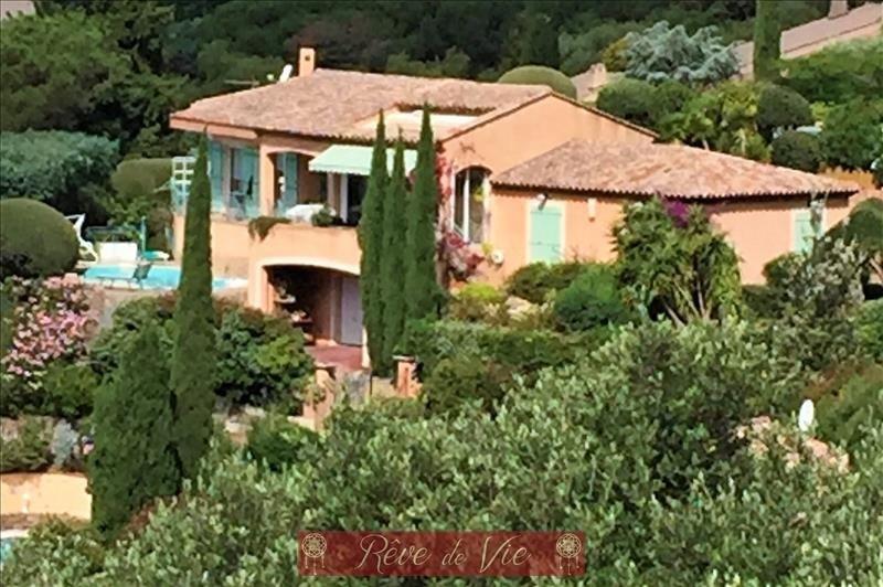Deluxe sale house / villa Bormes les mimosas 730000€ - Picture 1