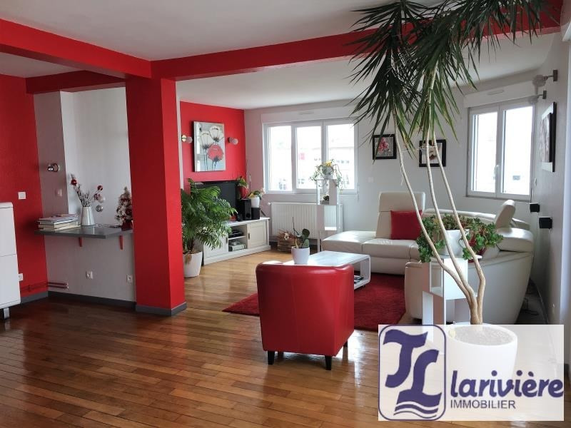 Sale apartment Boulogne sur mer 119 700€ - Picture 3