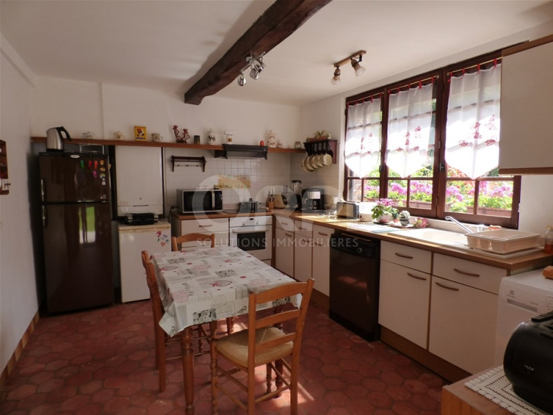 Sale house / villa Lyons la foret 174000€ - Picture 4