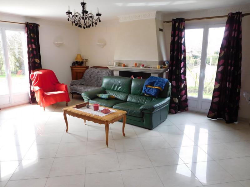 Sale house / villa Cesny bois halbout 232900€ - Picture 2