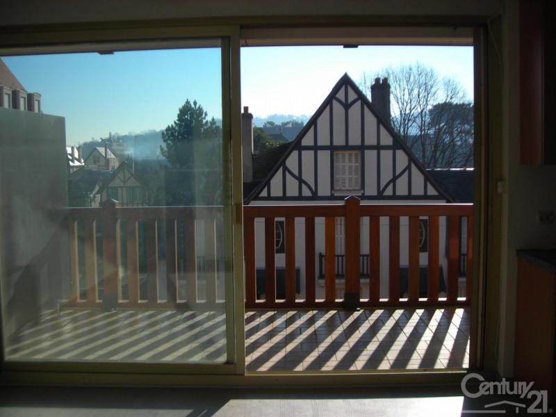 Verkoop  appartement Deauville 167000€ - Foto 5