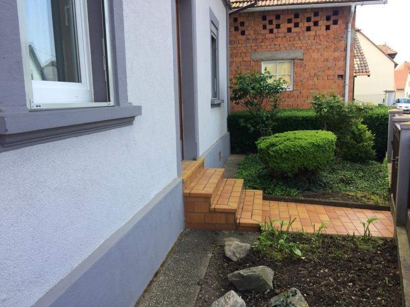 Sale house / villa Lauterbourg 207000€ - Picture 2