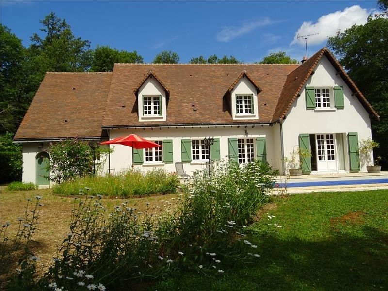 Vente de prestige maison / villa Veigne 565000€ - Photo 1