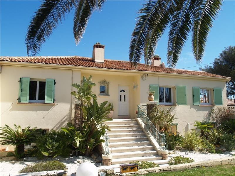 Vente de prestige maison / villa Les issambres 1470000€ - Photo 3