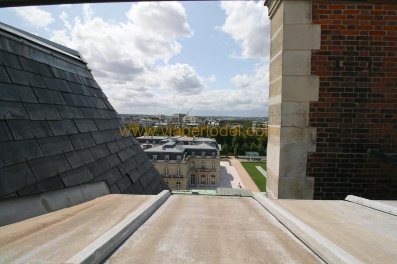 Vendita nell' vitalizio di vita appartamento Paris 16ème 305000€ - Fotografia 4