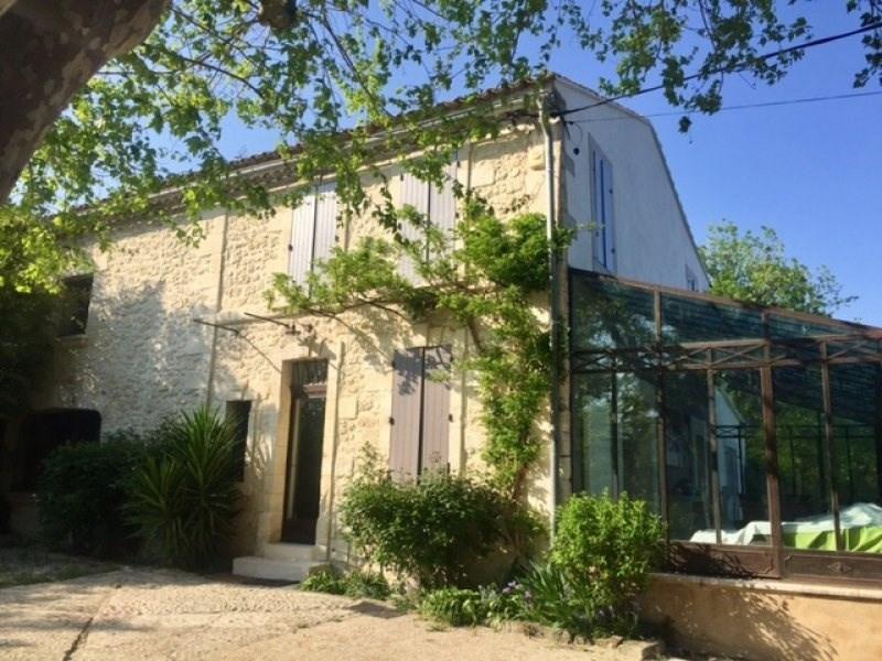 Deluxe sale house / villa Avignon 945000€ - Picture 1