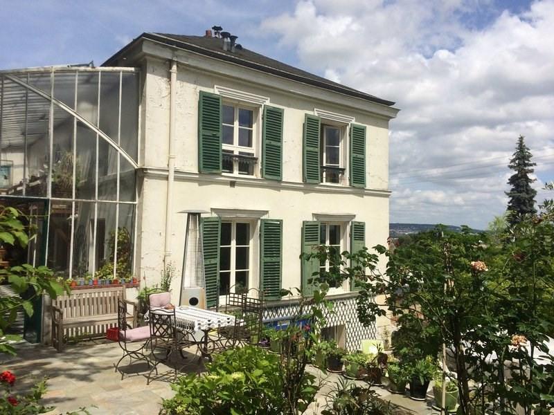Verkauf von luxusobjekt haus Villennes sur seine 1290000€ - Fotografie 1