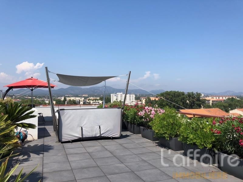 Vente de prestige appartement Frejus 577 500€ - Photo 1