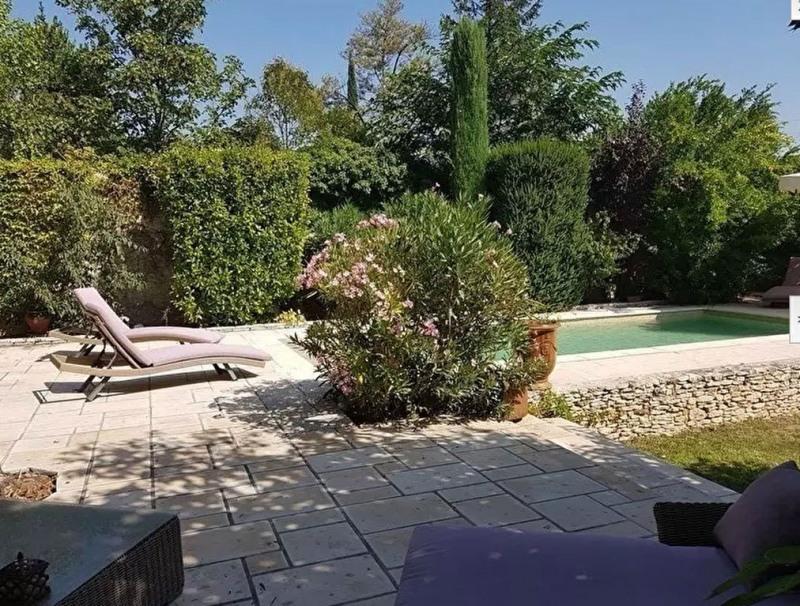 Venta de prestigio  casa Vedene 680000€ - Fotografía 3