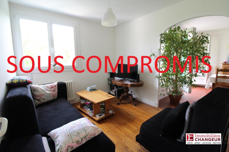 Revenda apartamento Voiron 109000€ - Fotografia 1