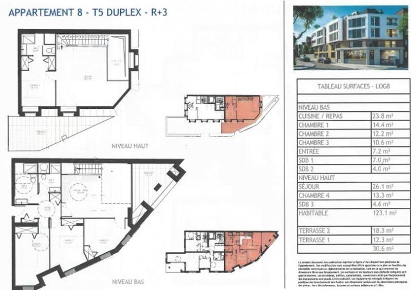 Vente de prestige appartement Antony 680000€ - Photo 1