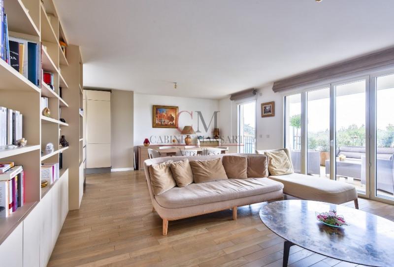 Vente de prestige appartement Saint cloud 1190000€ - Photo 1