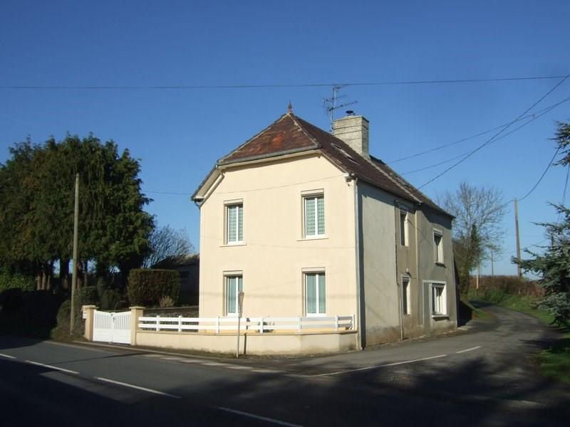 Sale house / villa Isigny sur mer 139000€ - Picture 1