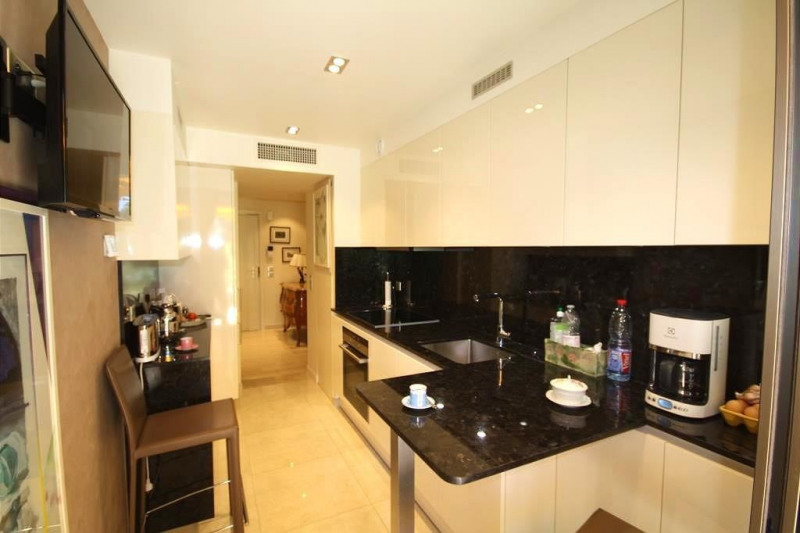 Vente appartement Cap d'antibes 520 000€ - Photo 2