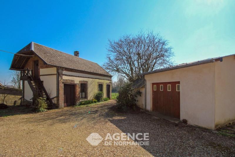 Vente maison / villa Montreuil-l'argillé 110000€ - Photo 2