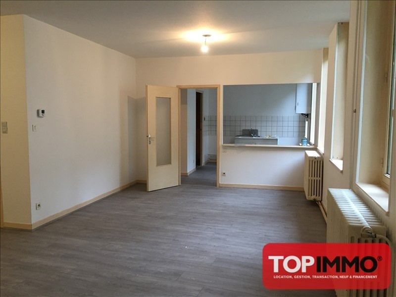 Rental apartment Rambervillers 460€ CC - Picture 2