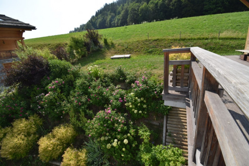 Vente de prestige maison / villa Grand bornand 980 000€ - Photo 12