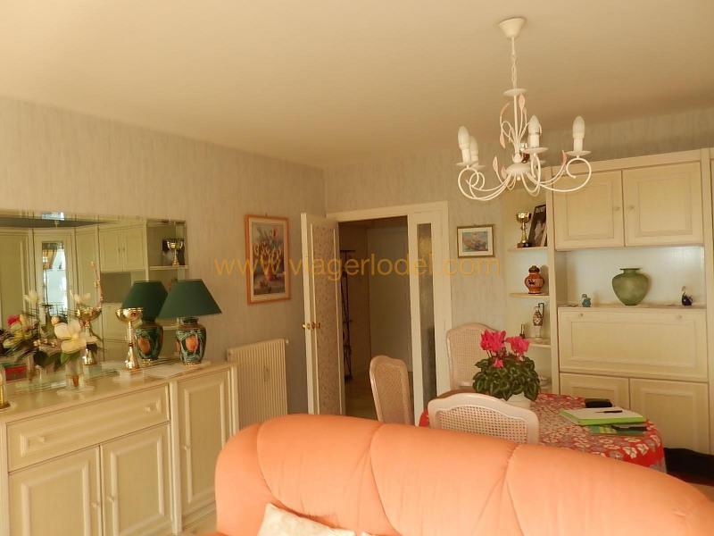 Lijfrente  appartement Menton 122000€ - Foto 6