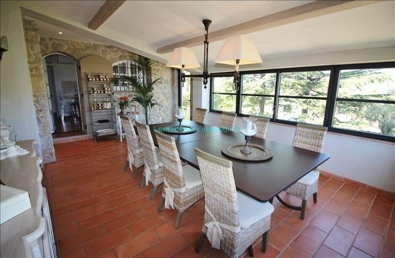 Vente de prestige maison / villa Peymeinade 1490000€ - Photo 5