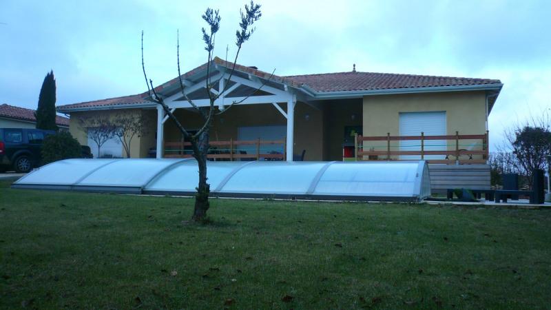 Sale house / villa Samatan 346000€ - Picture 1