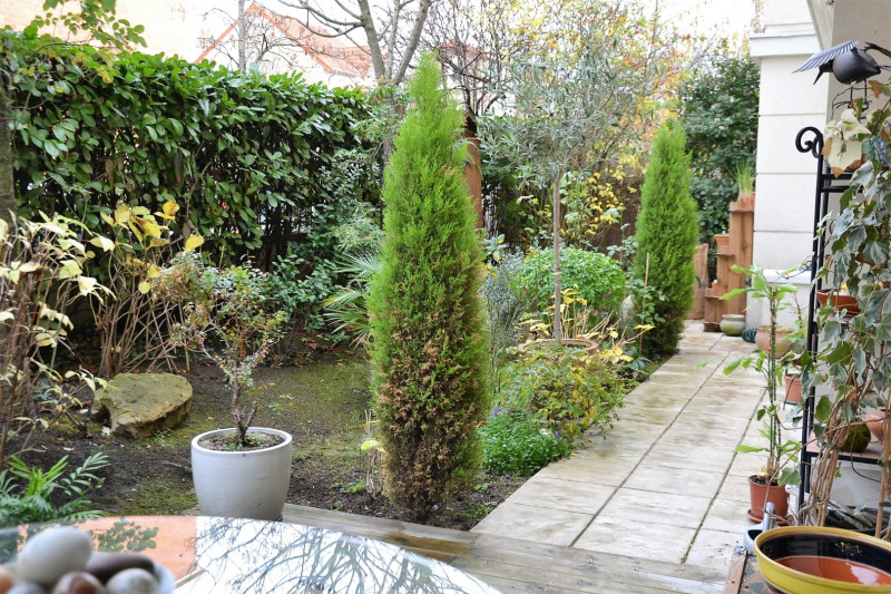 Sale apartment La garenne-colombes 510 000€ - Picture 1
