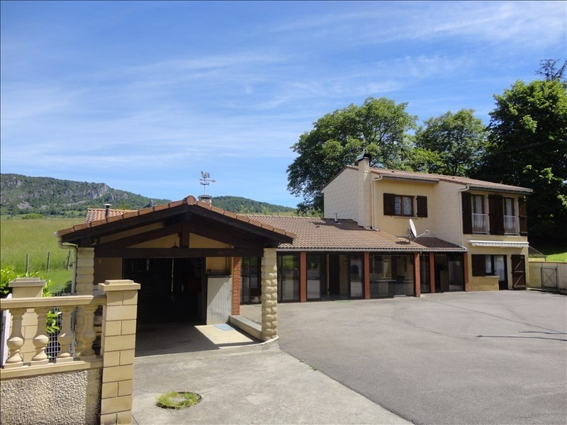 Sale house / villa Roquefixade 269000€ - Picture 1