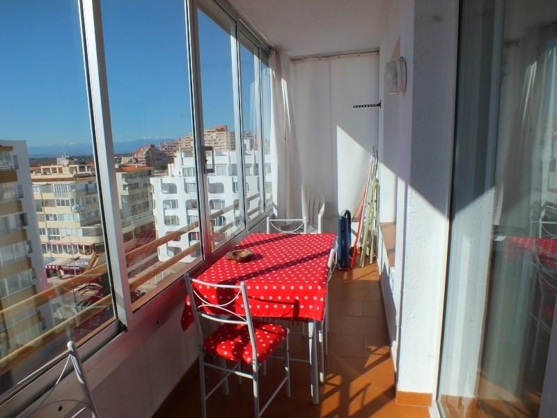 Alquiler vacaciones  apartamento Roses santa-margarita 360€ - Fotografía 6