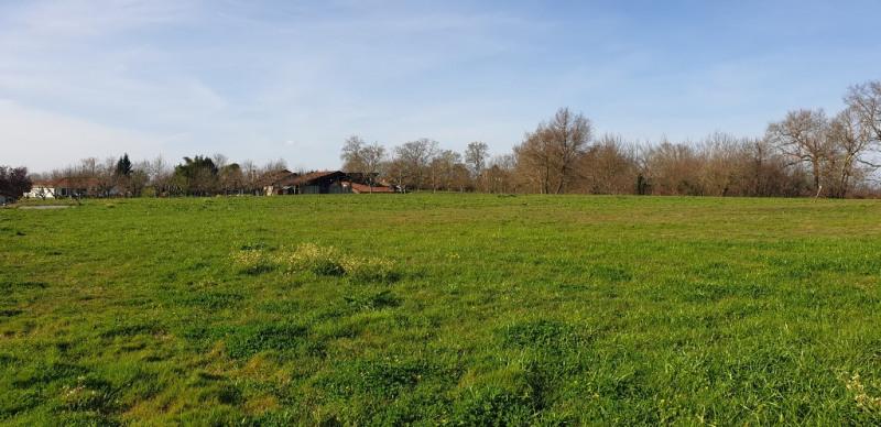Vente terrain Pontonx sur l adour 49000€ - Photo 1