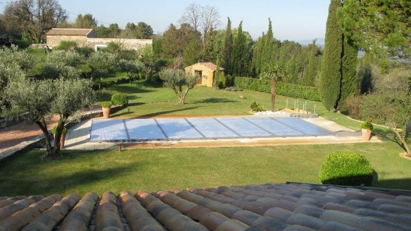 Deluxe sale house / villa Trets 760000€ - Picture 10