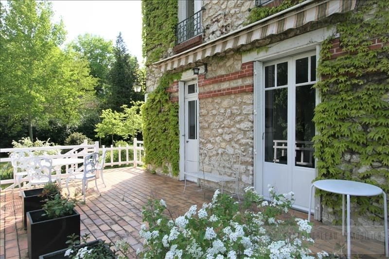 Vente maison / villa Thomery 459000€ - Photo 4