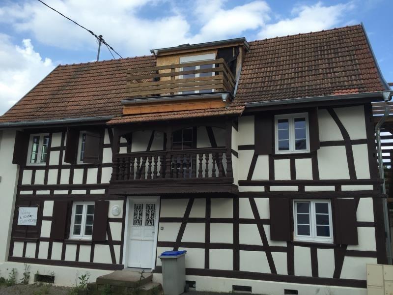 Vermietung wohnung Eckwersheim 570€ CC - Fotografie 8