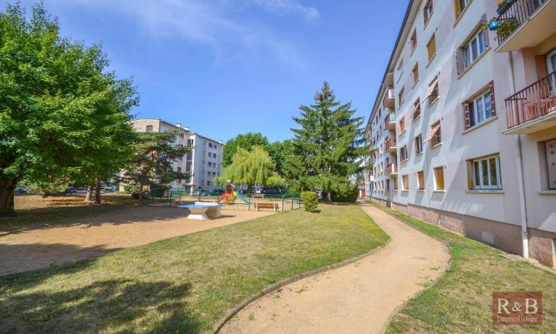 Vente appartement Les clayes sous bois 163000€ - Photo 5