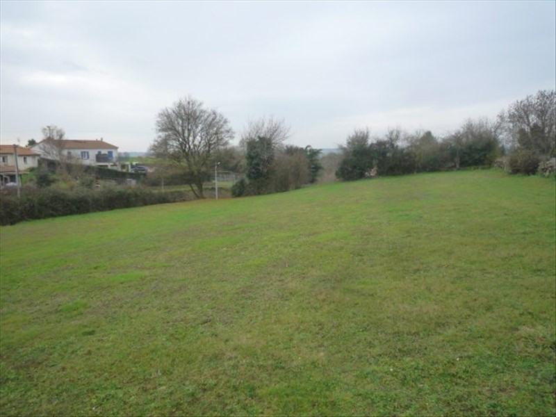 Vente terrain Nanteuil 26240€ - Photo 7