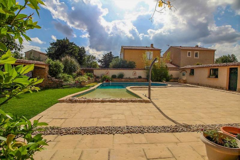 Vente maison / villa Marguerittes 495000€ - Photo 15