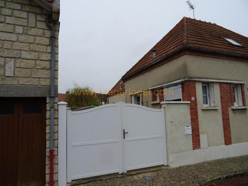 Vendita nell' vitalizio di vita casa Conflans-sur-seine 30200€ - Fotografia 12