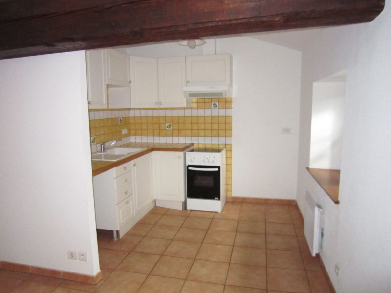 Rental apartment Fanjeaux 490€ CC - Picture 2
