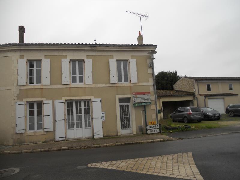 Vente maison / villa St hilaire la palud 86400€ - Photo 1