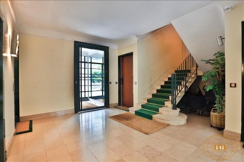 Vente appartement Paris 16ème 862500€ - Photo 10