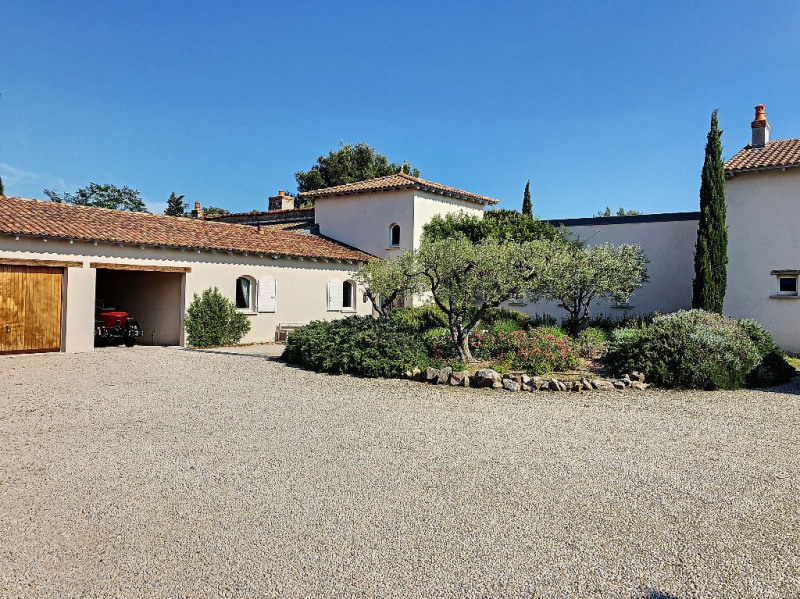 Verkoop van prestige  huis Villeneuve les avignon 955000€ - Foto 2