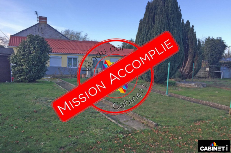 Sale house / villa Vigneux de bretagne 86900€ - Picture 1