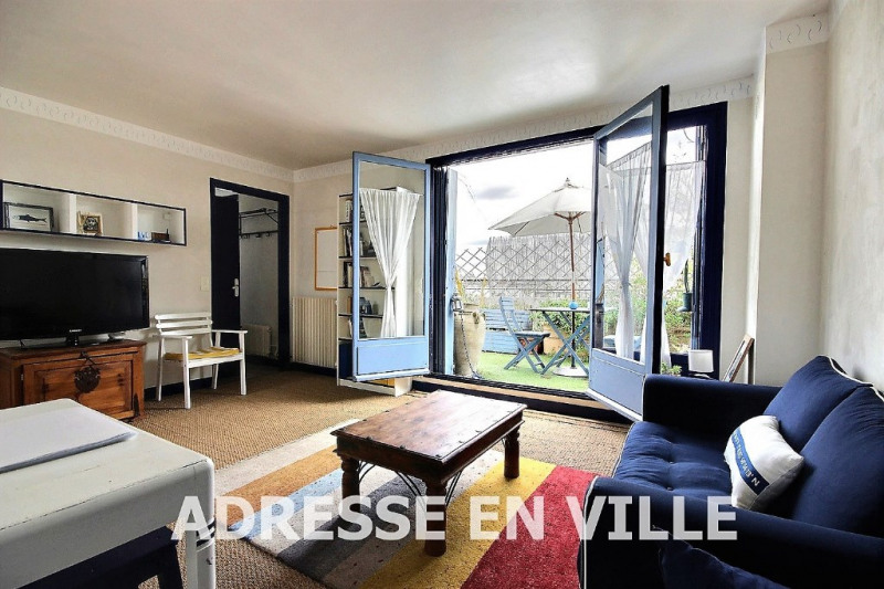 Verkoop  appartement Levallois perret 443000€ - Foto 5