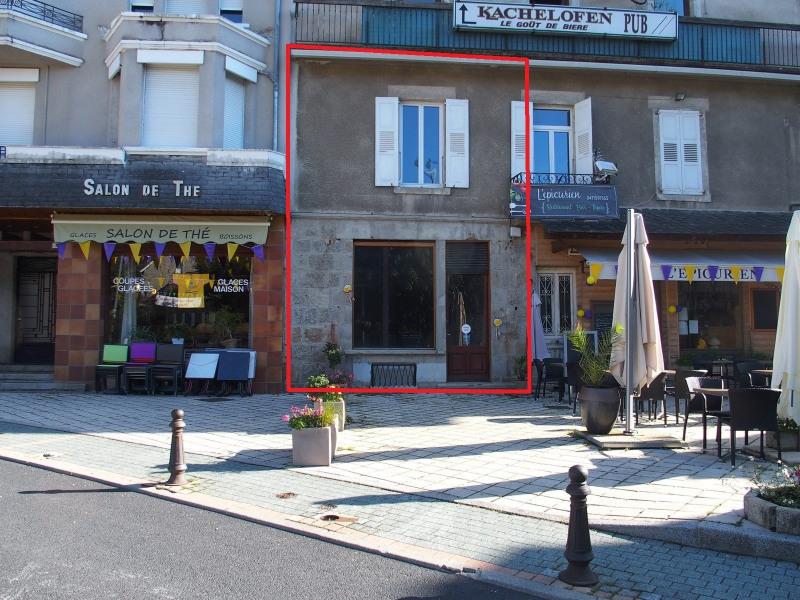 Vente fonds de commerce boutique Le chambon sur lignon 39000€ - Photo 1