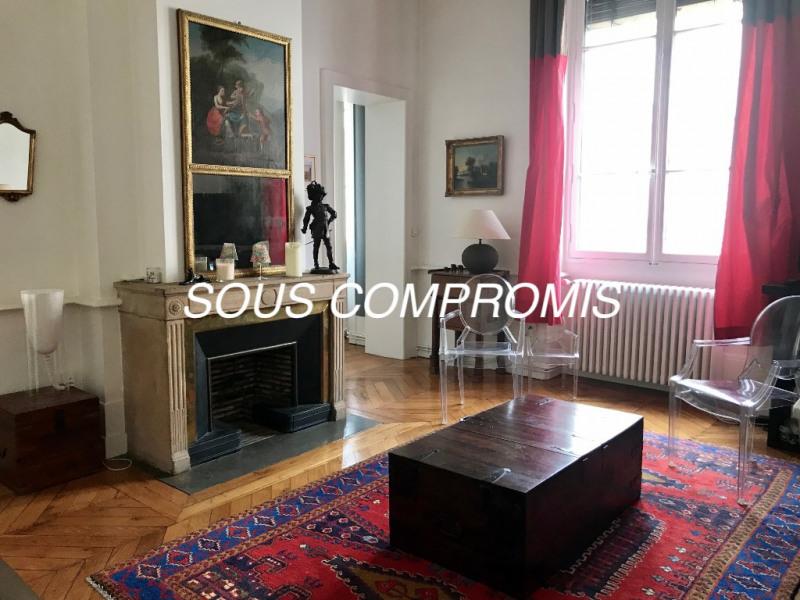 Vente de prestige appartement Lyon 2ème 650000€ - Photo 1