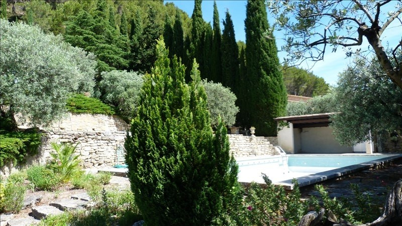 Vente de prestige maison / villa Beaumes de venise 780000€ - Photo 9